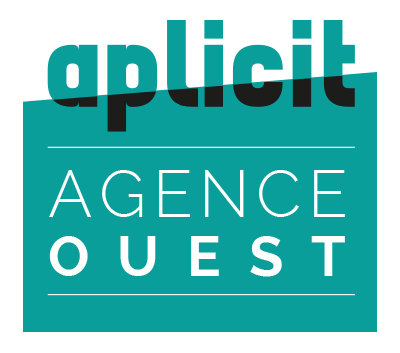 Aplicit Agence Ouest Logo