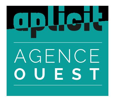 Aplicit Agence Ouest Logo
